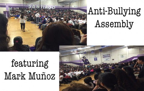 Anti-Bullying Assembly featuring Mark Muñoz